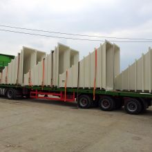 Steel construction hoppers