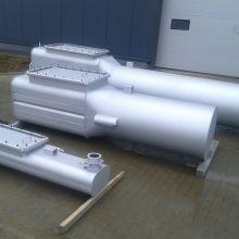 System SCR silnik morski