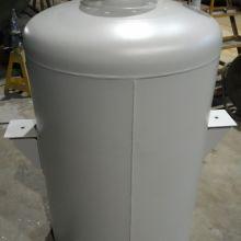 Tłumik przemysłowy sprężonego powietrza